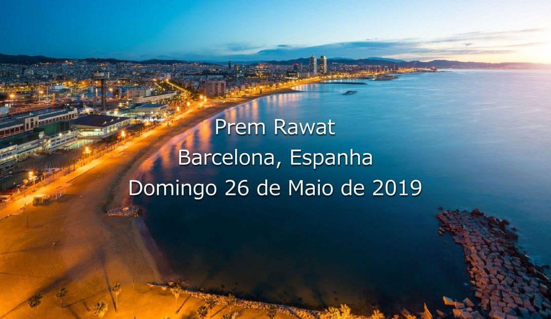 Barcelona, Espanha – 2019