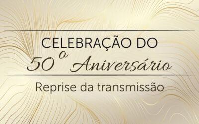 Celebração do 50º Aniversário – UK