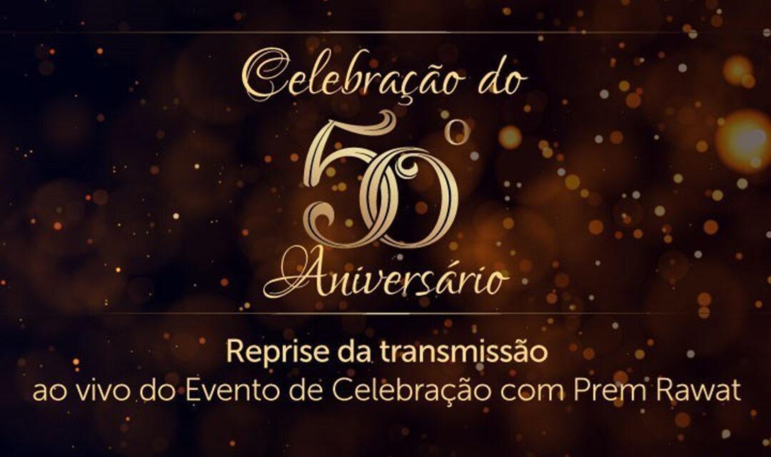 Celebração do 50º Aniversário – EUA